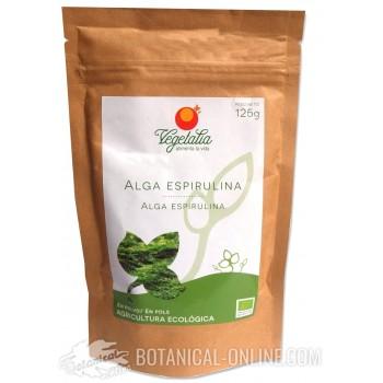 Propiedades y comprar Espirulina en polvo ecológica