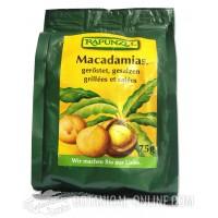 Nueces de Macadamia ecológicas 75gr. Rapunzel