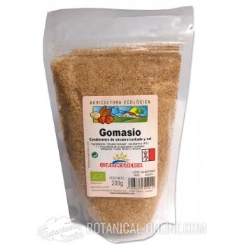 Propiedades y comprar Gomasio de sésamo ecológico