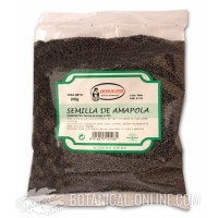 Semillas de amapola 200g Intracma