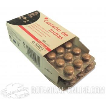 Comprar Castaño de Indias en comprimidos