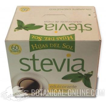 Comprar Edulcorante natural stevia en sobres