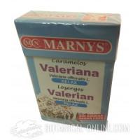 Caramelos de Valeriana sin azúcar Marnys