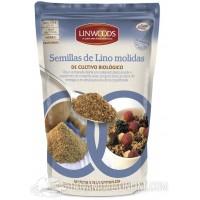 Semillas de lino molidas Bio 200gr Linwoods