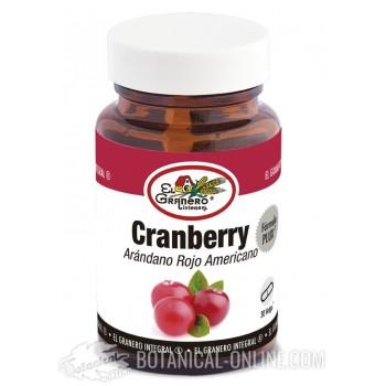 Comprar Arándano rojo americano 30 cápsulas - Propiedades