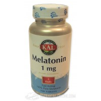Melatonina 1mg 120 comp. KAL