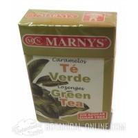 Caramelos Té verde sin azúcar Marnys