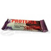 Barrita proteica chocolate 46g - NutriSport
