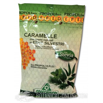 Comprar Caramelos con própolis purificado Specchiasol