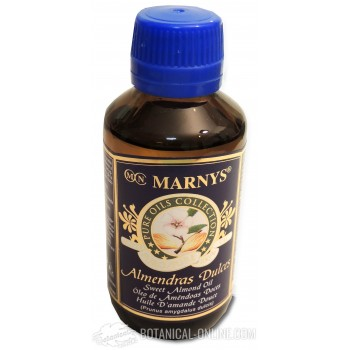 Comprar Aceite de almendras dulces 125ml Marnys