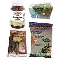 Aliviar la garganta y la tos