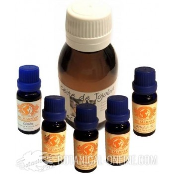 Comprar online pack aceites esenciales