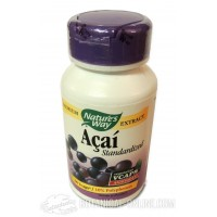 Acai 60cáps 540mg Nature's Way