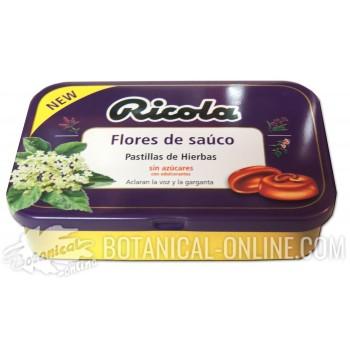 Caramelos de Flor de Sauco Ricola - Natural Directo