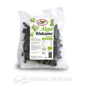 Comprar Alga Wakame Bio 50 gr.