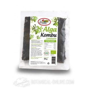 Comprar alga Kombu Bio 50gr. El Granero
