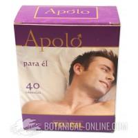 Afrodisíaco natural para el hombre, Apolo