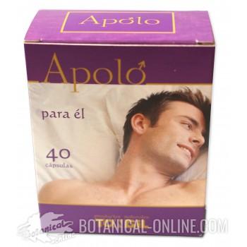 Comprar afrodisíaco natural para el hombre, Apolo