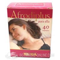 Afrodisíaco natural para la mujer, Afrodiplus