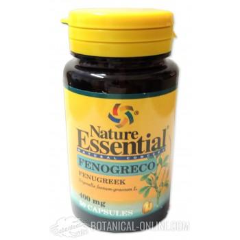 Comprar Fenogreco 50 cápsulas Nature Essential