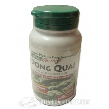 Comprar Dong quai 60 cápsulas Nature's Plus