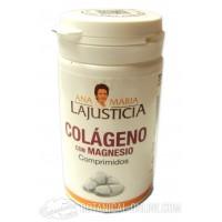 Colágeno con magnesio en comprimidos Ana María Lajusticia