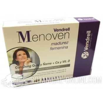 Comprar complemento natural para menopausia Vendrell Menoven