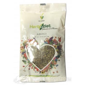 Comprar hojas de Albahaca bolsa 40gr Novadiet