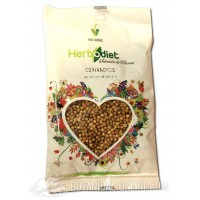 Coriandro semillas cilantro 60g bolsa Novadiet