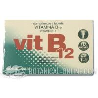 Suplemento de Vitamina B12 en comprimidos
