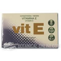 Suplemento de Vitamina E en comprimidos