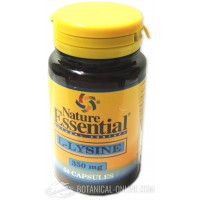 L-Lisina 50 cápsulas 350mg Nature Essential