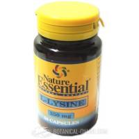 L-Lisina 50 cápsulas 350mg Nature Essential
