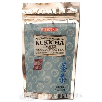 Té Kukicha o té de tres años Bio Mitoku