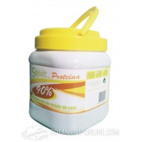 Sojivit Proteínas soja en polvo 90% 400gr El Granero