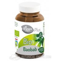 Baobab bio 90 cápsulas El Granero