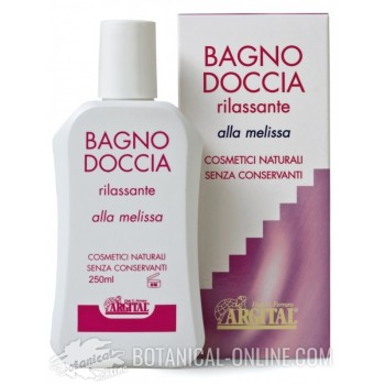 Gel de ducha baño relajante 250 ml. Argital