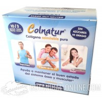 Colágeno asimilable puro Colnatur