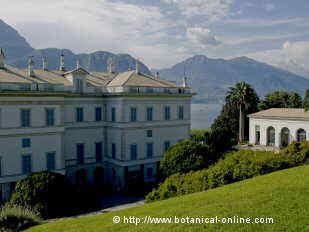 palacio de villa melzi