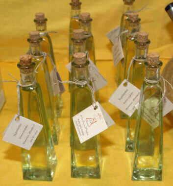 Foto de aceite de romero