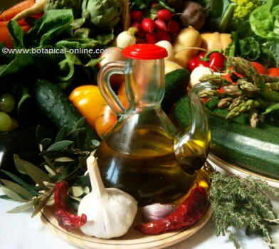 Olive oil in the Mediterranean diet