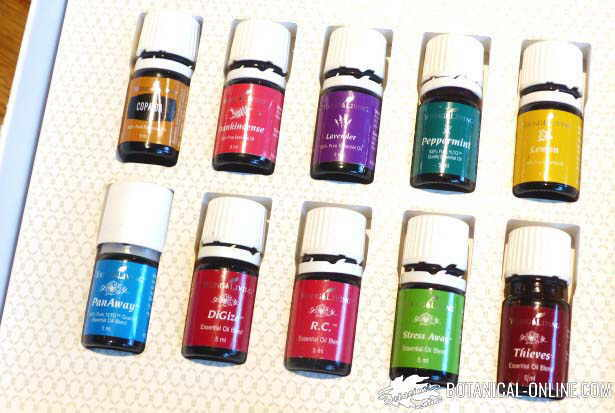 aceites esenciales young living