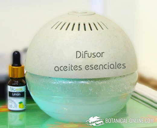 difusor aceites esenciales