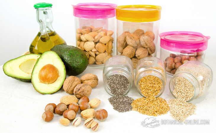 alimentos ricos grasas saludables