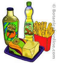 Aceite margarina ricos en acidos grasos poliinsaturados