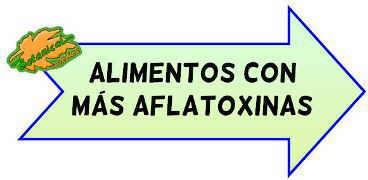 alimentos ricos aflatoxinas