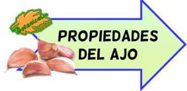 propiedades medicinales del ajo