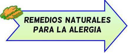 tratamiento natural alergia