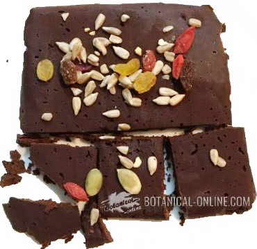 tableta chocolate algarroba receta