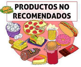 alimentos malos para la diabetes a evitar, no recomendables